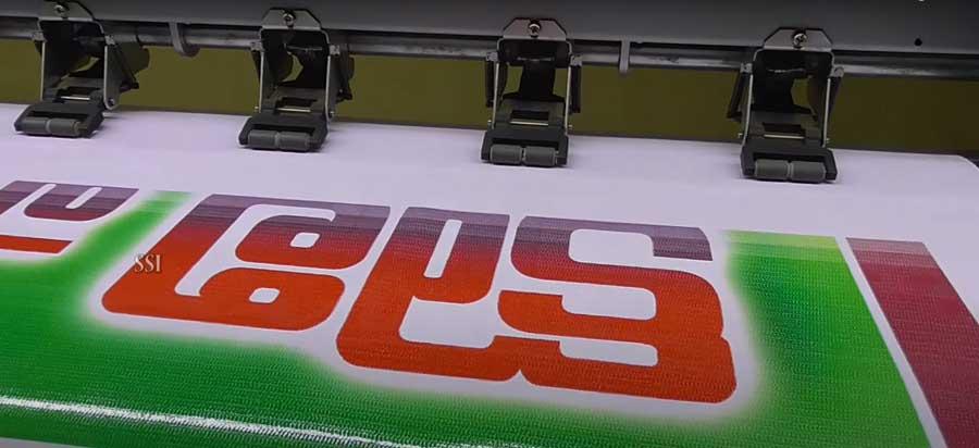 Cara mencetak banner