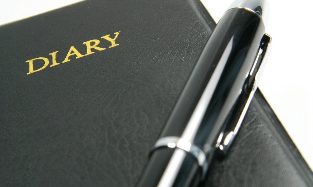 Percetakan buku diary murah