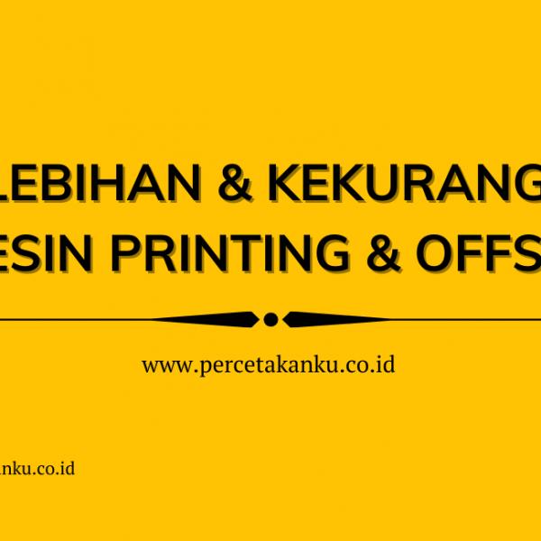 Plus Minus Digital Printing dan Offset