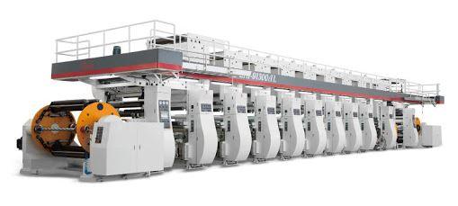 Peran Teknologi Mesin Rotogravure Printing