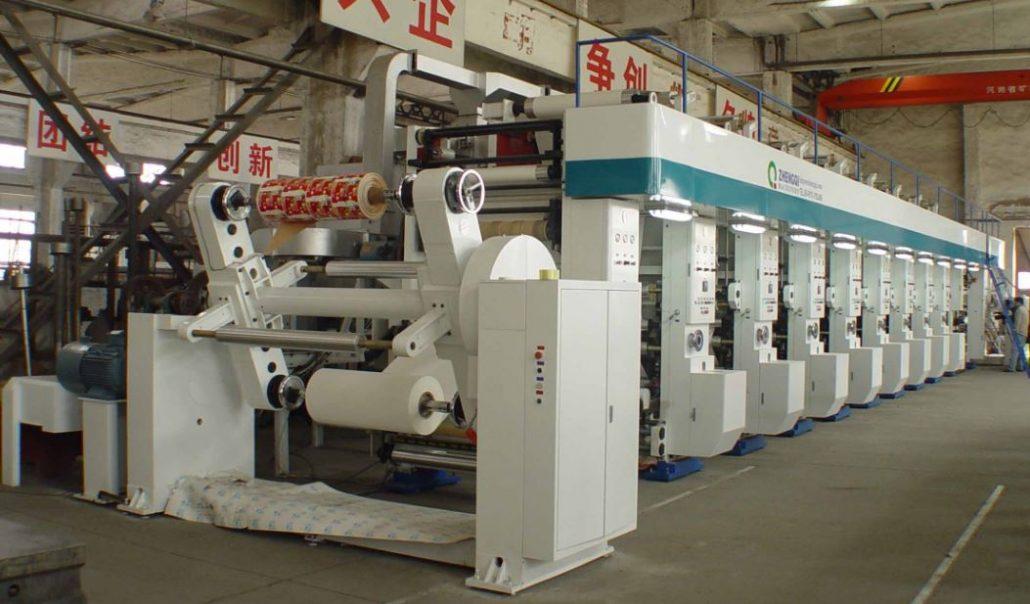 Jenis Mesin Percetakan Rotogravure